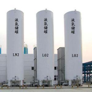 30立液态二氧化碳储罐价格 产品图片