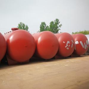 中杰专业生产蒸汽蓄热器 200m3蒸汽蓄热器 蒸汽蓄热器原理、结构及应用 产品图片