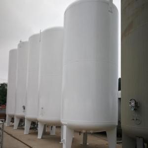 中杰专业生产10立方低温乙烯储罐 20立方液态乙烯储罐 30立方液态乙烯储罐 产品图片