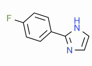 2-(4-氟苯基)-1H-咪唑 CAS号:4278-08-4 现货优势供应 科研产品