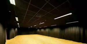 玻纤岩棉吸声板 吊顶吸音板产品图片