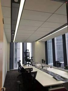 吸音岩棉玻纤板 吊顶岩棉吸声玻纤 玻纤吊顶板产品图片
