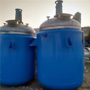 供应二手不锈钢反应釜 各种型号 产品图片
