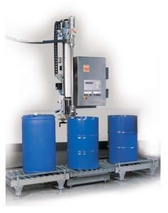 化工大桶自动灌装机,化工料灌装机,大桶灌装机