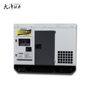 大泽35千瓦柴油发电机重量
