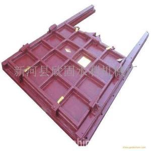 双向止水铸铁闸门 双向止水铸铁闸门用途