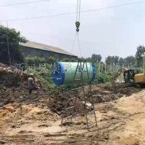 污水提升一体化泵站专用