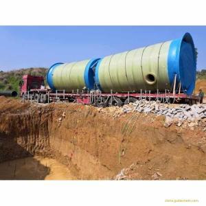 一体化泵站厂家定制,地埋式一体化泵站面向全国销售