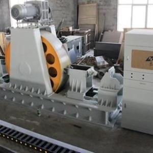 PJW-10型微机控制轻合金车轮径向载荷疲劳试验机