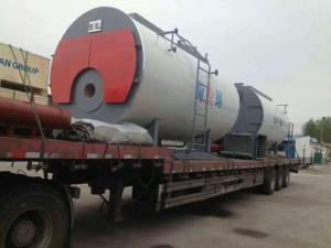 中杰10吨燃气蒸汽锅炉 10吨燃气蒸汽锅炉优点 10吨燃气蒸汽锅炉报价方案  产品图片