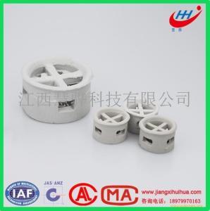 江西慧骅陶瓷阶梯环出口标准生产