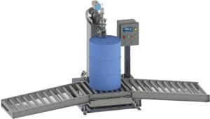 200升液体分装机,220升半自动油脂灌装机的优点