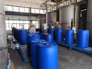 200L润滑油自动灌装生产线