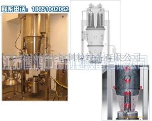 实验室多功能流化床制粒机,FPCG-3型饲料添加剂底喷流化床包衣机