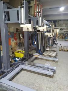 GZL定制化工液体灌装机大桶分装机