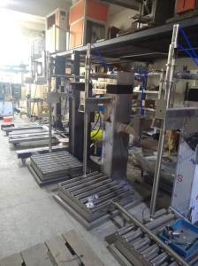 GZ智能防爆分装机 200L润滑油大桶灌装机