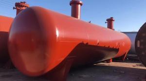 50立方液化石油气地埋储罐厂家 50立方地埋式液化石油气储罐的设计 产品图片