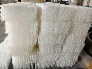 供应高效塑料大王PTFE四氟波纹板规整填料 四氟孔板波纹 产品图片