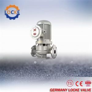 进口立式管道离心泵德国洛克各种参数以及说明 产品图片