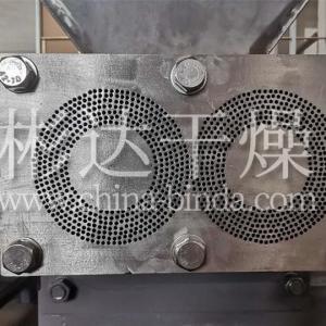 大型污泥螺杆挤压造粒机