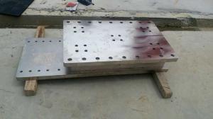 桥墩支座反力监测传感器、支反力测力传感器500吨