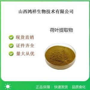 食品级荷叶提取物用法 产品图片