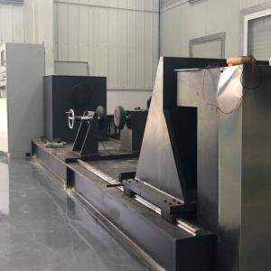 橡胶软管拉-扭-挤综合测试台生产厂家