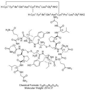 缩宫素二聚体杂质