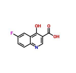 6-氟-4-羟基喹啉-3-羧酸 CAS号:343-10-2 常备现货,优势供应