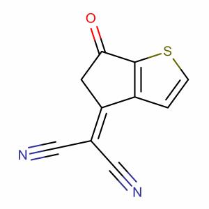 2-(6-Oxo-5,6-dihydro-cyclopenta[b]thiophen-4-ylidene)-malon
