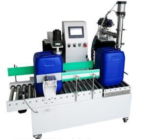 20升液体灌装机,菜籽油灌装设备生产线