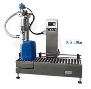 山苍子油自动灌装机