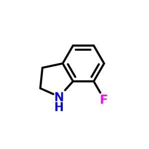 7-氟吲哚啉 CAS号:769966-04-3 现货 优势供应,量大更优惠