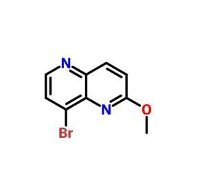 8-溴-2-甲氧基-1,5-萘啶 CAS号:881658-92-0 现货 优势供应,量大更优惠