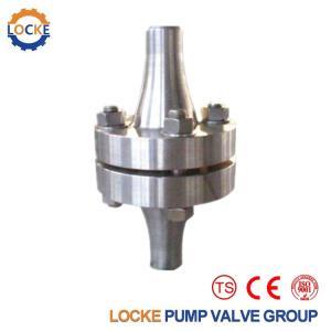 进口对焊式管道阻火器工作稳定可靠-德国洛克 产品图片