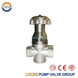 进口LNG液化天然气减压阀选德国洛克品牌质量放心 产品图片