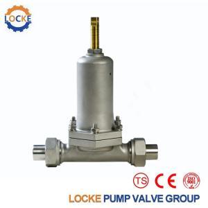 进口低温不锈钢减压阀德国洛克产品参数 产品图片