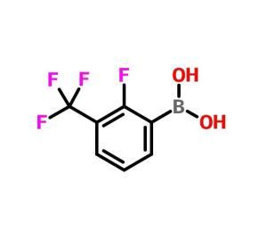 2-氟-3-三氟甲基苯硼 酸    CAS:157834-21-4   现货