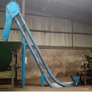 爬坡管链机