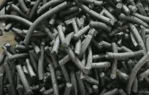 专注污泥造粒研发,180型污泥造粒机,试运转正常!