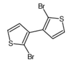 2-bromo-3-(2-bromothiophen-3-yl)thiophene  CAS:18592-86-4 科研