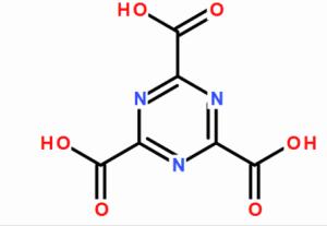 1,3,5-triazine-2,4,6-tricarboxylic acid   CAS号:87145-66-2