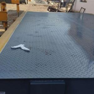 21米高强钢地磅-雅齐 产品图片