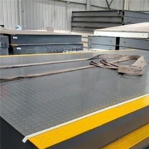 18米高强钢地磅-雅齐 产品图片
