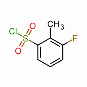 3-氟-2-甲基苯磺酰氯CAS号:875166-92-0 现货