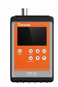 美国temtop  351手持式气溶胶粉尘监测仪