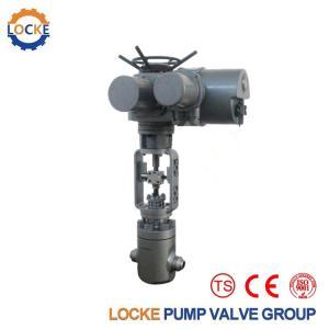 进口电动高压调节阀德国洛克各种参数以及说明 产品图片