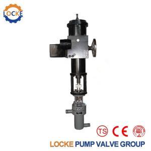 进口电动角型调节阀产品列表德国洛克 产品图片