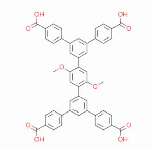 1,1:3,1:4,1:3,1-Quinquephenyl]-4,4-dicarboxylic acid, 5,5-bi