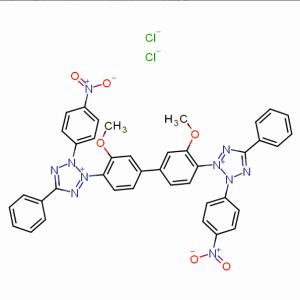 氯化硝基四氮唑兰CAS:298-83-9